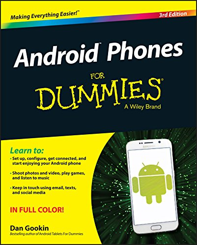 Download Android Phones For Dummies