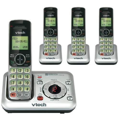 DECT 6.0 CORDLESS PHONE