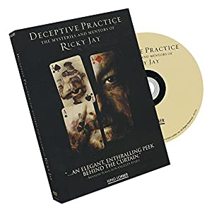 MMS Deceptive Practice: The Mysteries and Mentors of Ricky Jay DVD
