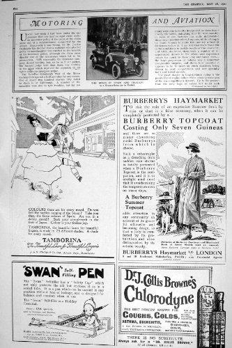 penna-1921-del-cigno-di-madrid-tamborina-dellautomobile-di-re-spagna-belgio-hispano-suiza-chlorodyne