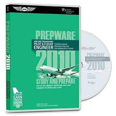 ATP Airline Transport Pilot Prepware from Aviation Supplies and Academics (ASA)