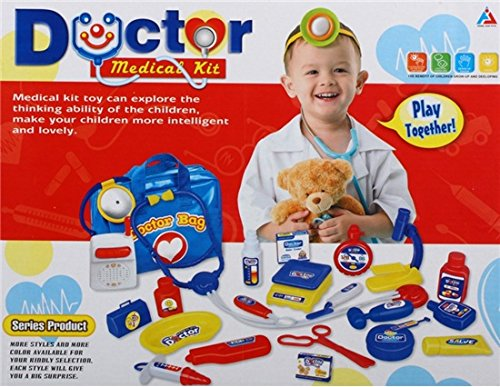 Children'S Toy Medical Kit By Sweet-Whrooom