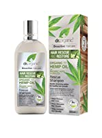 Dr Organic Champú Hemp Oil 265 ml