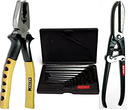 KETSY 533 Home Tool Kit (3 Pc)