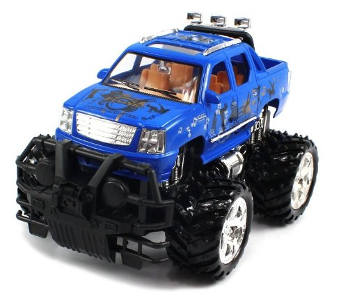 Gallop Auto Cadillac Escalade Ext Electric Rc Truck 1:16 Rtr (Colors May Vary)