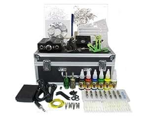 Tattoo starter kit 1 tattoo supply machine for Amazon tattoo machine