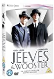 Jeeves and Wooster DVD Stephen Fry and Hugh Laurie