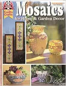 Marbleized Mosaics For Home Garden Decor Suzanne