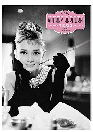 Audrey Hepburn Official 2016 A3 Calendar