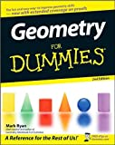 img - for by Mark Ryan Geometry For Dummies(text only)2nd(Second) edition[Paperback]2008 book / textbook / text book