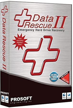 ProSoft Data Rescue II (Mac) [OLD VERSION]