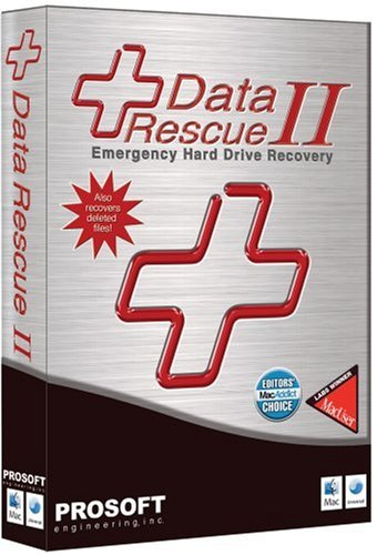 Prosoft Data Rescue II (MAC)