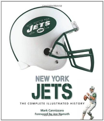 New York Jets: The Complete Illustrated History at Amazon.com