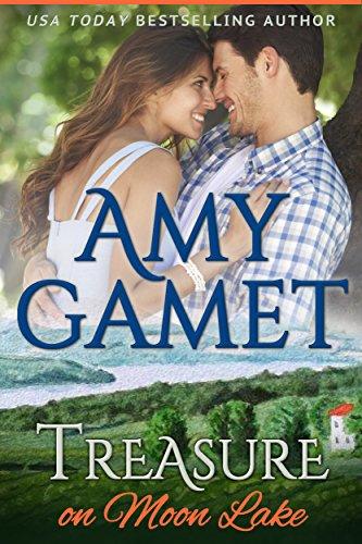 Amy Gamet - Treasure on Moon Lake (A Lakeside Novel Book 1)