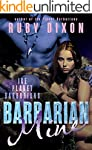 Barbarian Mine: A SciFi Alien Romance...