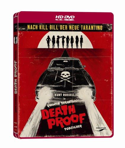 Death Proof - Todsicher [HD DVD]