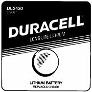 P & G/ Duracell 44087 3V Photo Electronic Battery
