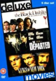 Black Dahlia/The Departed/Gangs Of New Y (NEW DVD)