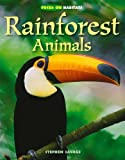 img - for Rainforest Animals (Focus on Habitats) book / textbook / text book