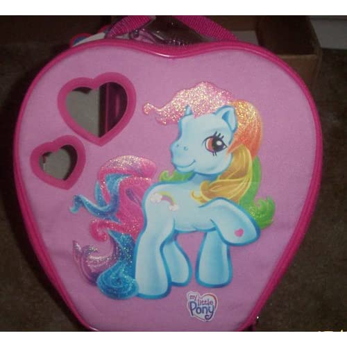 Amazon.com: My Little Pony Collectible Carry Case