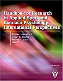 img - for Handbook of Research in Applied Sport And Exercise Psychology: International Perspectives book / textbook / text book