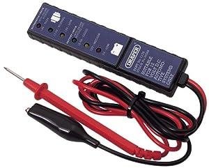 Draper 36584 Testeur de batterie/alternateur (Import Grande Bretagne)