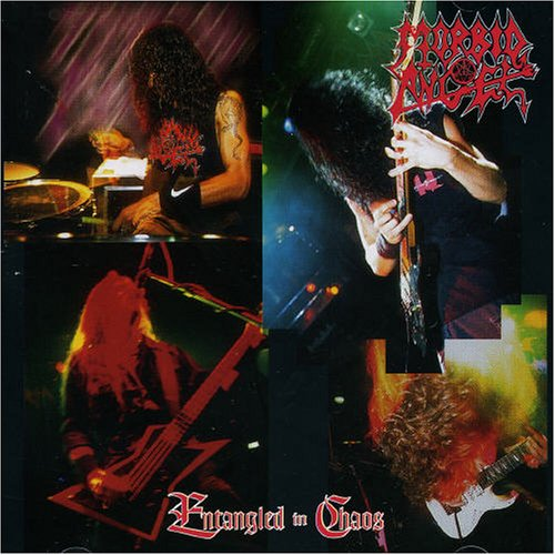 Morbid Angel - Entangled in Chaos: Live - Zortam Music