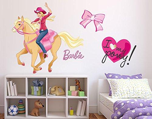 Klebefieber DS 1016-B Wandtattoo I love my Pony B x H: 120cm x 107cm (erhältlich in 10 Größen) jetzt bestellen