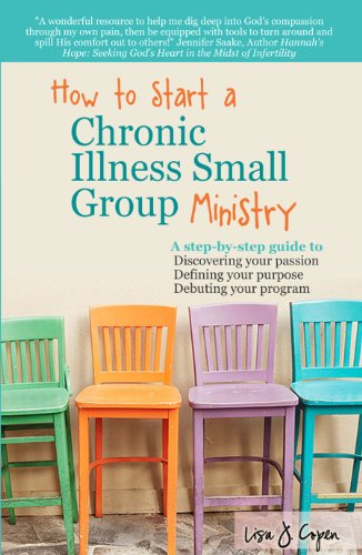 How to Start a Chronic Illness Small Group Ministry PDF
