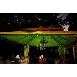 Twinkling Fairy Outdoor Laser Light Show Duel Colors Red/green Combo with Movement and Transformer