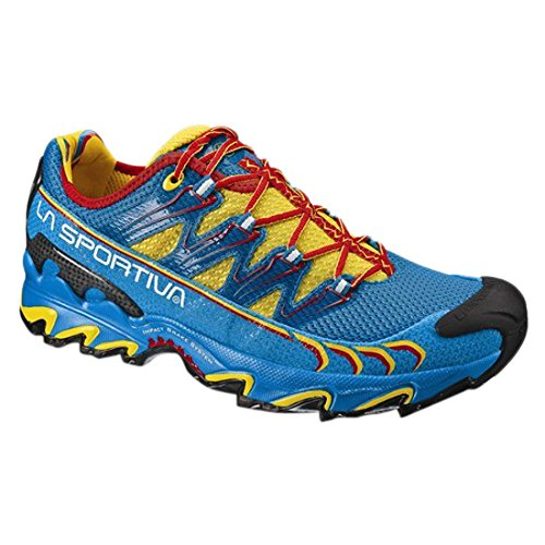La sportiva scarpa ultra raptor yellowe/blue m (45)