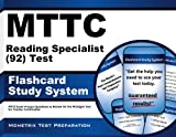 MTTC Reading Specialist (92) Test Flashcard