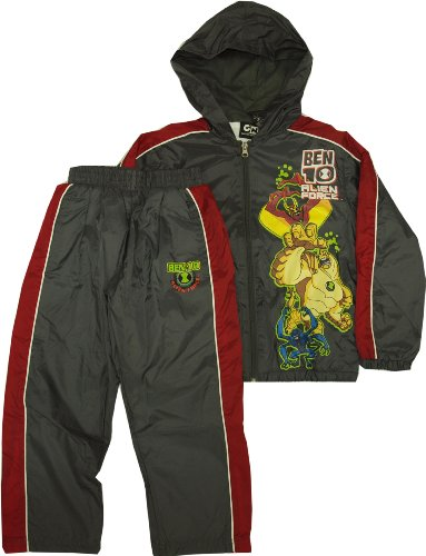 Kids Ben Ten 2 Piece Tracksuit