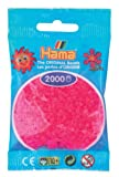 Hama Mini Beads Neon Pink