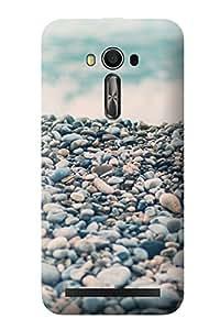 Accedere Printed Back Cover Case for Asus Zenfone 2 Laser ZE550KL