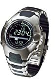 Suunto Observer TT Wrist-Top Computer Watch with Altimeter, Barometer, and Compass (Titanium)