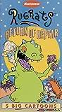 Rugrats: Return of Reptar [VHS]