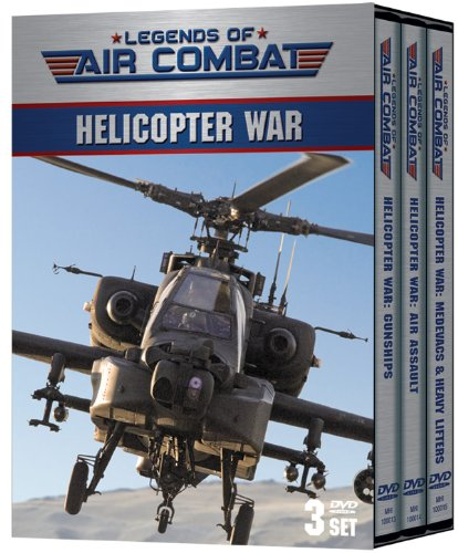 Legends of Air: Helicopter War [DVD] [2012] [Region 1] [US Import] [NTSC]