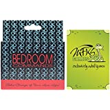 The Bedroom Game - Adult Card Game For Couples - Bundle - 2 Items