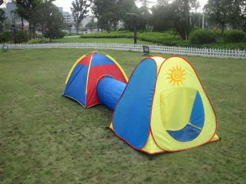 Kids Play Tent, Play Ground, Room, Child Tunnel New Play Hut. Inside Outside