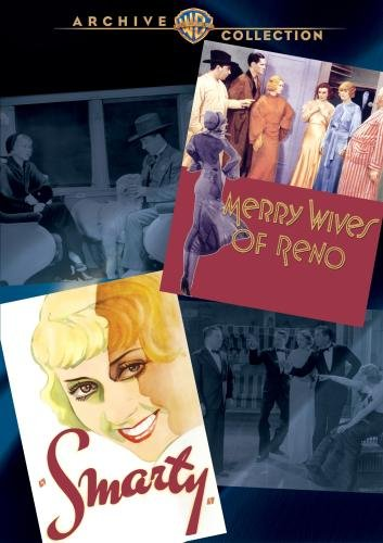 wac-double-features-merry-wives-of-reno-smarty-dvd-1934-region-1-us-import-ntsc