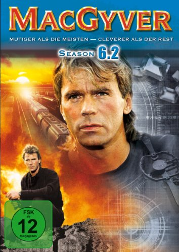 MacGyver - Season 6, Vol. 2 [3 DVDs]