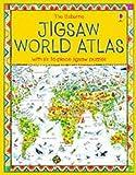 The Usborne Jigsaw World Atlas (Usborne Jigsaw Books)