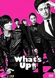 What's Up (ワッツアップ) DVD Vol.1【全巻収納BOX付き2000セット初回限定生産】