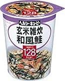 ヘルシーキューピー 玄米雑炊 和風鮭 128kcal (6入り)