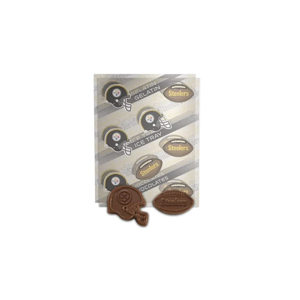 NFL Pittsburgh Steelers Candy Mold (Pack of 2)