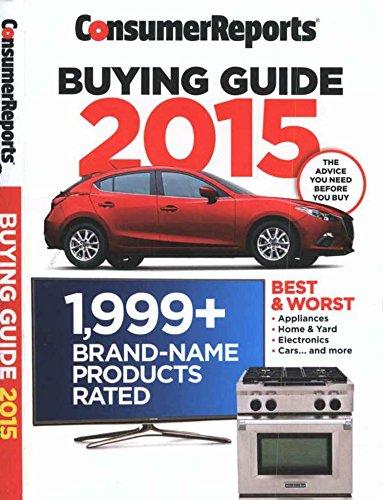 Consumer Reports (1-Year Auto-Renewal)