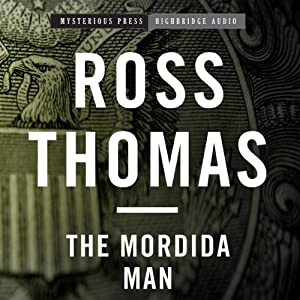 The Mordida Man Audiobook