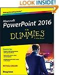 Powerpoint 2016 For Dummies (Powerpoi...