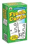 Multiplication 0-12 Flash Cards, Grad…